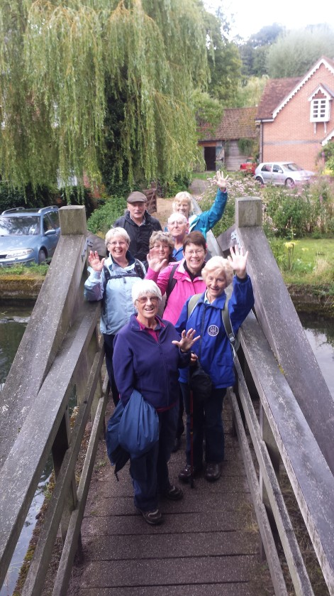 Whitchurch Town Mill 17 Aug 2014