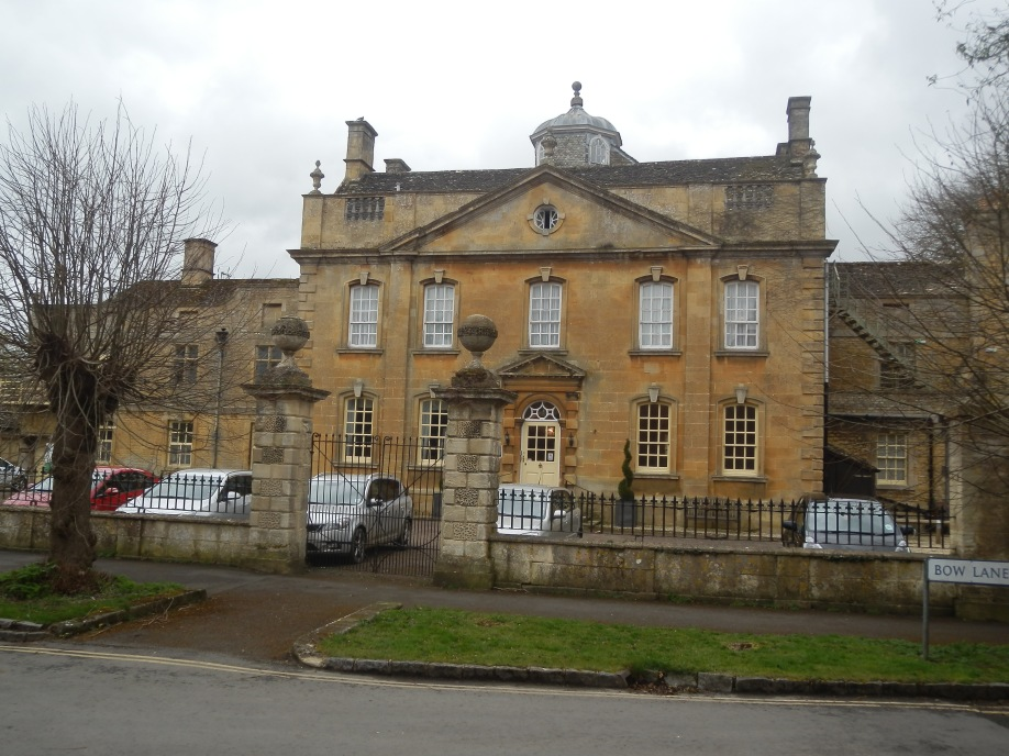 Our accomodation at the HF Hotel in Bourton on the Water