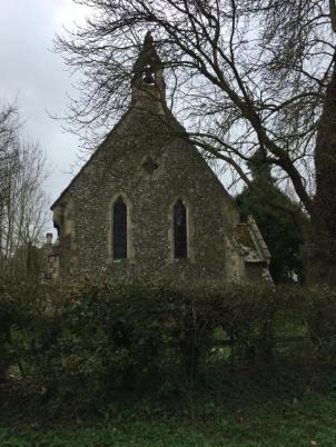 Woodmancote Church