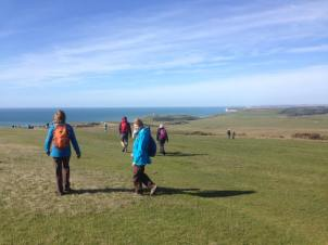 Seven Sisters Walk 4