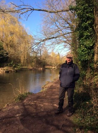 Itchen Navigation - Peter