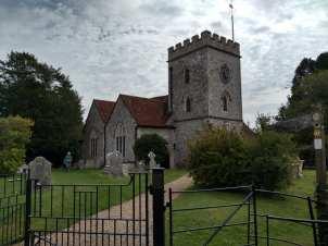 Owslebury Church